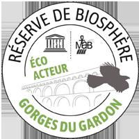 éco-acteur de la Réserve de biosphere des Gorges du Gardon