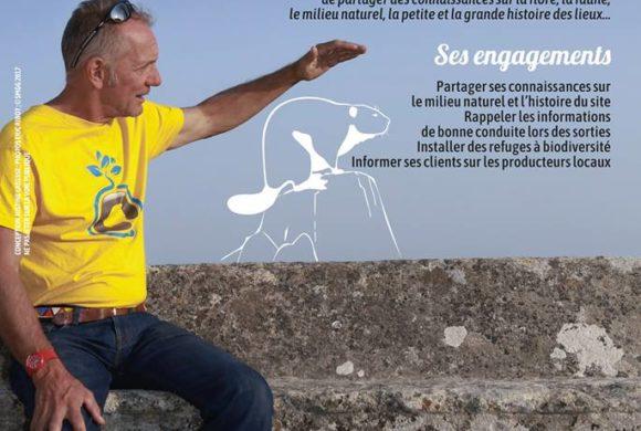 Jean-Marc s'engage avec les éco-acteurs de la réserve du Gardon